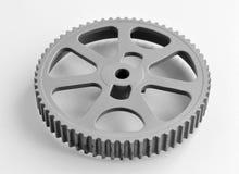 Kugghjulhjul fotografering för bildbyråer
