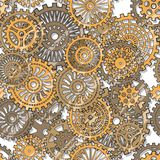 Kugghjulhjul Royaltyfria Foton