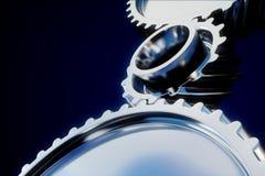 Kugghjulmetallhjul Royaltyfri Fotografi