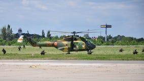 Kuguar IAR-330 Arkivfoto