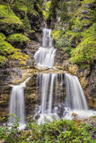 Kuhflucht waterfall Royalty Free Stock Image