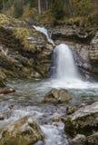 Kuhflucht Waterfall. Near Garmisch-Partenkirchen, Germany Royalty Free Stock Image
