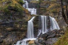 Kuhflucht Waterfall. Near Garmisch-Partenkirchen, Germany Royalty Free Stock Photos