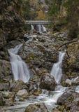 Kuhflucht Waterfall. Near Garmisch-Partenkirchen, Germany Stock Photography
