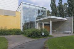 Kuhmo-Haus Lizenzfreie Stockbilder