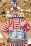Kuidaore Taro Clown in Dotombori Osaka. Royalty Free Stock Photos