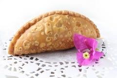 Kuih Karipap - dolce tradizionale malese Immagini Stock Libere da Diritti