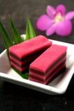 KUih lapis- malaysian dessert Stock Images