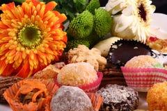 Kuih Raya biscuit Stock Photos