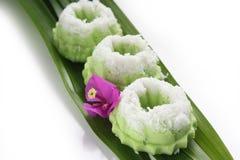 Kuih Seri Ayu - Malajski tradycyjny tort Fotografia Stock
