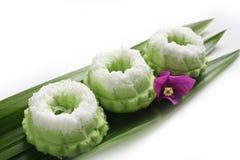 Kuih Seri Ayu - Malajski tradycyjny tort Obrazy Stock