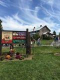 Kuipers Familien-Bauernhof Stockfotografie