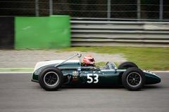 1960 Kuipert53 Formule 1 auto Royalty-vrije Stock Afbeeldingen
