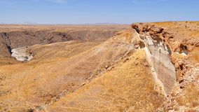 Kuiseb river canyon Royalty Free Stock Images
