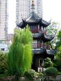 Kuixing pavilion Stock Images