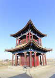Kuixinglou pavilion on the xian circumvallation Stock Images
