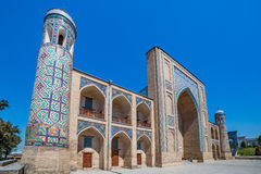 Kukeldash Madrasah, in Taschkent, Usbekistan Lizenzfreie Stockfotos