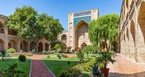 Kukeldash Madrasah, in Tashkent, Uzbekistan Stock Images