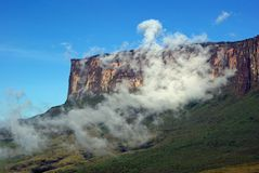 Kukenam Tepui #3 Royalty Free Stock Images