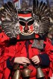 Kuker festival Bulgaria Royalty Free Stock Images