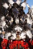 Kuker festival Bulgaria Stock Photography
