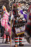 Kuker festivalBulgarien Royaltyfri Fotografi