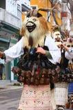 Kuker masks Royalty Free Stock Photography