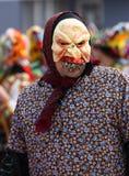 Kuker with scary mask Stock Photo