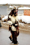 Kukeri festival Royalty Free Stock Photo