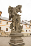 KUKS,CZECH REPUBLIC - SEPTEMBER 21.2015:,Allegory, M. B. Braun 1718-1720,  September 21.2015  Kuks, Czech Republic Royalty Free Stock Images