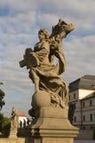 KUKS,CZECH REPUBLIC - SEPTEMBER 21.2015:,Allegory, M. B. Braun 1718-1720,  September 21.2015  Kuks, Czech Republic Stock Photos