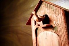 kukułki zegarowa ściana Obraz Stock