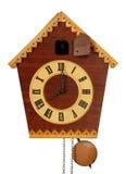 kukułka zegarowy rocznik Zdjęcia Stock