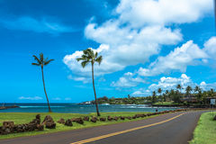 Kukuiula Bay in Maui, Hawaii Royalty Free Stock Photo