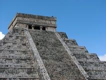 Kukulkan pyramid Stock Image