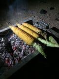 kukurydza z grilla Zdjęcie Royalty Free