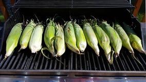 kukurydza z grilla Obraz Royalty Free