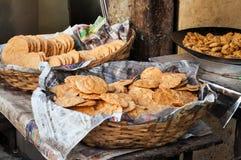 kukurydzana karmowa indyjska ulica Obraz Royalty Free