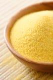 Kukurydzana mąka Zdjęcia Royalty Free