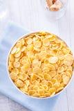 Kukurydzani płatki Obraz Royalty Free