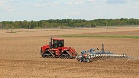 kukurydzany flancowanie obraz stock