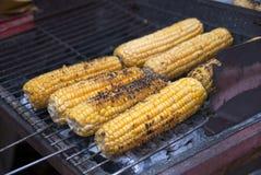Kukurydzany grill Fotografia Stock