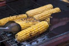 Kukurydzany grill Zdjęcie Stock