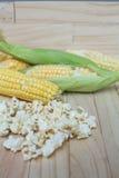 kukurydzany popkorn Obrazy Royalty Free