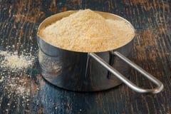 Kukurydzany posiłek Zdjęcie Royalty Free