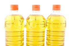 kukurydzany zamknięty kukurydzany olej Zdjęcie Stock