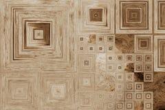 Kulör abstrakt wood textur Royaltyfri Fotografi
