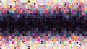 Kulör bakgrund för abstrakt begrepp Arkivfoto