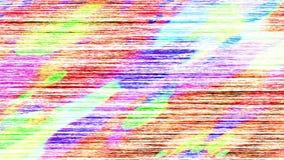 Kulör bakgrund för textur för oväsenGrungekorn Digital förvriden moderiktig arkivfilmer