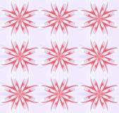 Kulör blom- mosaik för abstrakt pastell Fotografering för Bildbyråer